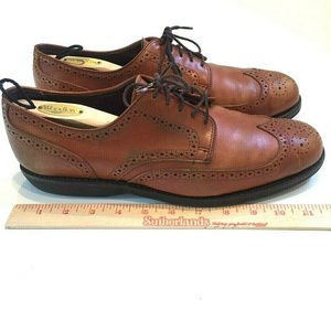 Allen Edmonds Man's Warriors Oxford Shoes Sz 10.5